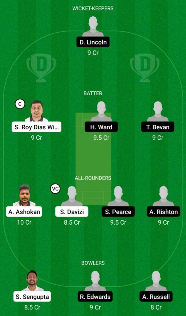 CZR vs ENG-XI Dream11 Prediction, Fantasy Cricket Tips, Dream11 Team, ECC T10 2021