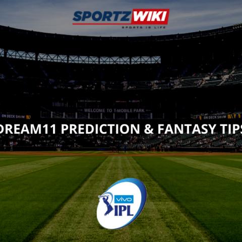 SRH vs RR Dream11 Prediction, Fantasy Cricket Tips, Drem11 Team- IPL 2021