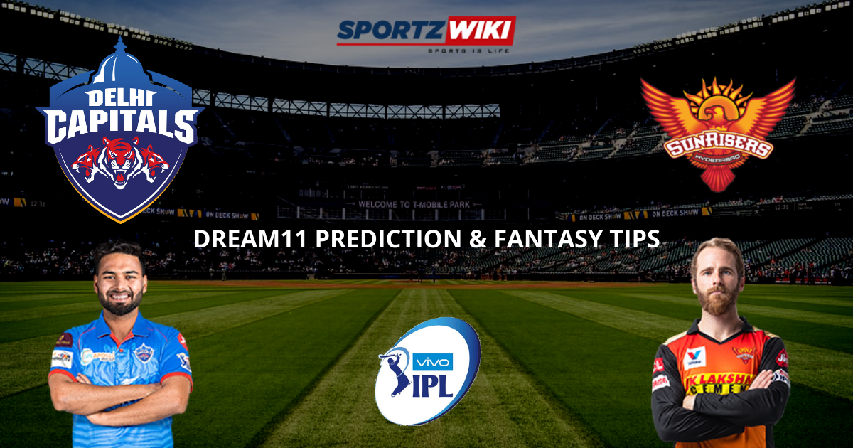 IPL 2021- DC vs SRH Dream11 Prediction, Fantasy Cricket Tips, Dream11 Team, Playing XI, Pitch Report and Injury Update