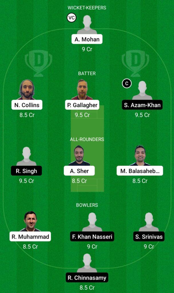 FIN vs GER Dream11 Prediction, Fantasy Cricket Tips, Dream11 Team, ECC T10 2021