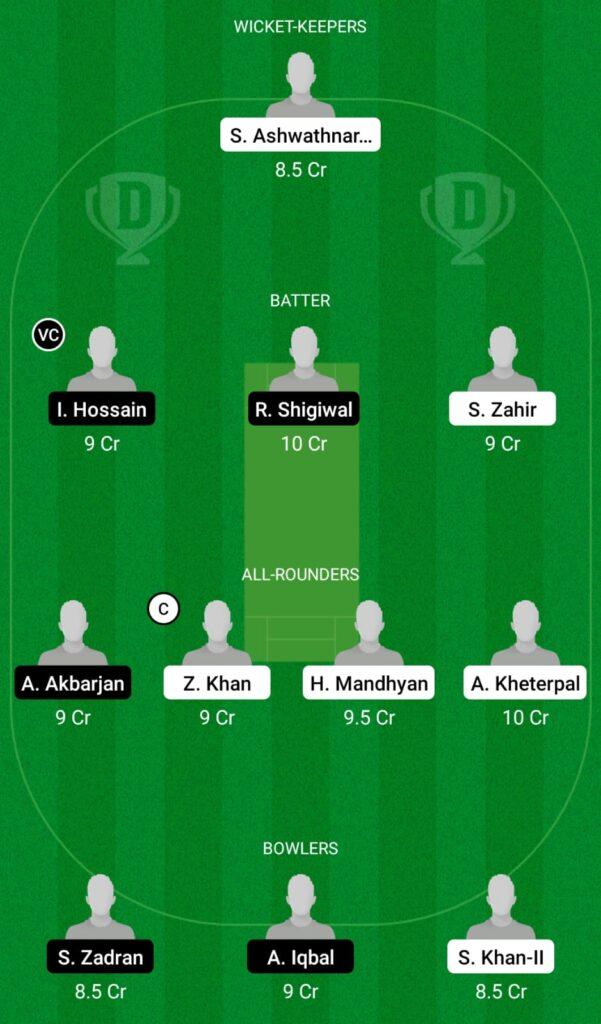 HUN vs AUT Dream11 Prediction, Fantasy Cricket Tips, Dream11 Team, ECC T10 2021