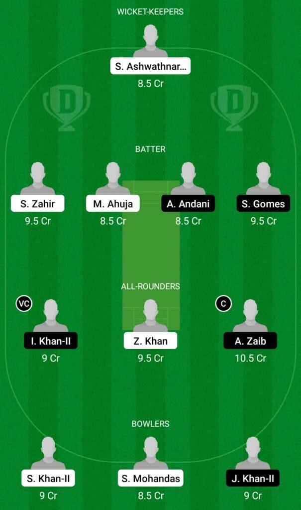HUN vs POR Dream11 Prediction, Fantasy Cricket Tips, Dream11 Team, ECC T10 2021