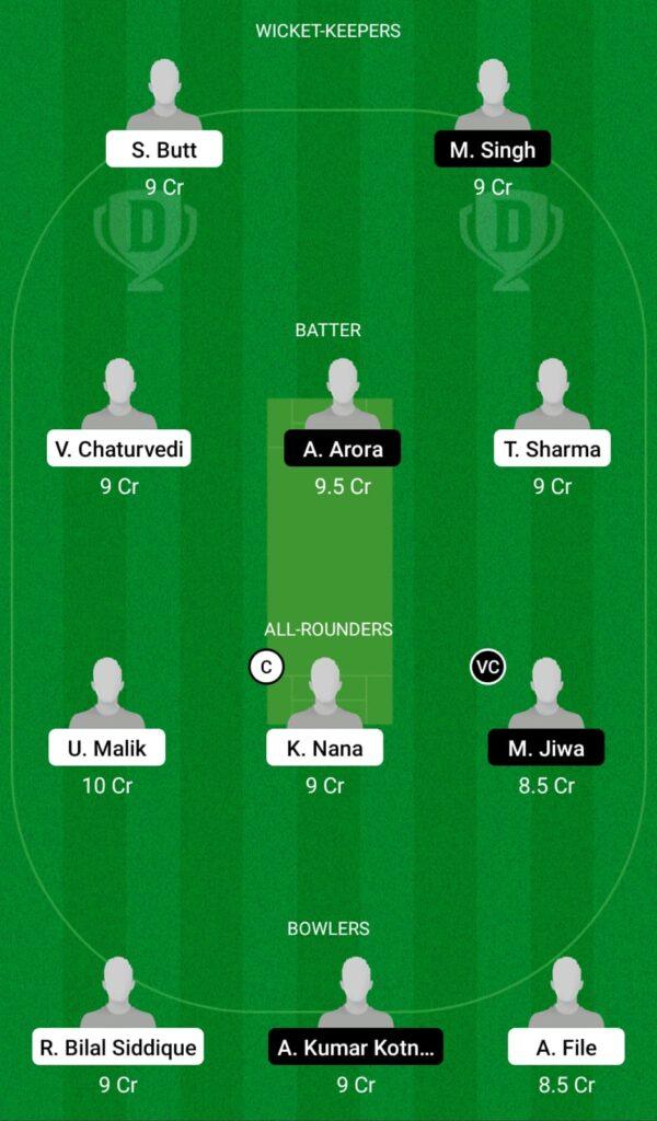 KAM vs QUV Dream11 Prediction, Fantasy Cricket Tips, Dream11 Team, ECS T10 Capelle 2021