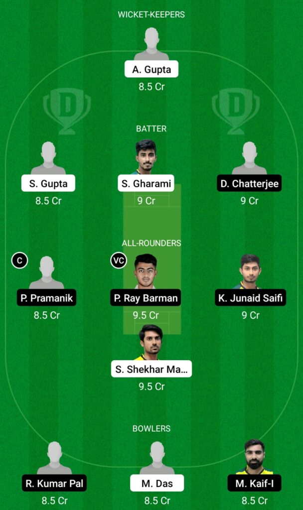 KW vs KB Dream11 Prediction, Fantasy Cricket Tips, Dream11 Team, BYJU'S Bengal T20 2021