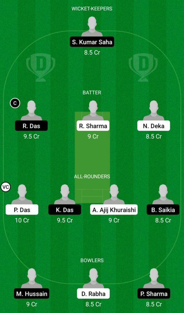 MTI vs BRB Dream11 Prediction, Fantasy Cricket Tips, Dream11 Team, BYJU'S Assam T20 2021