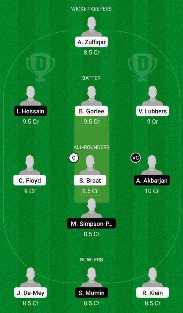 NED XI vs AUT Dream11 Prediction, Fantasy Cricket Tips, Dream11 Team, ECC T10 2021