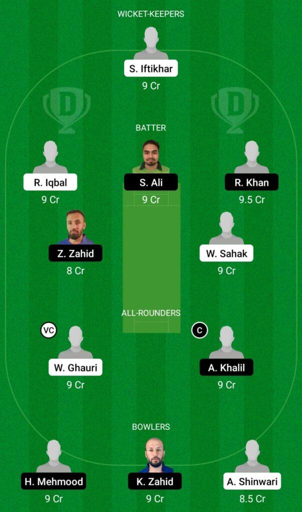 NOR vs SWE Dream11 Prediction, Fantasy Cricket Tips, Dream11 Team, ECC T10 2021