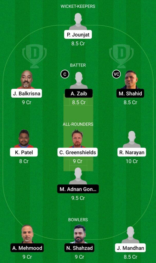 OEI vs MAL Dream11 Prediction, Fantasy Cricket Tips, Dream11 Team, ECS T10 Cartaxo 2021