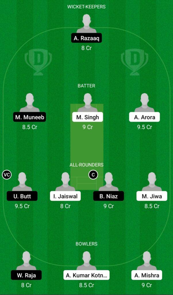 QUV vs LIE Dream11 Prediction, Fantasy Cricket Tips, Dream11 Team, ECS T10 Capelle 2021