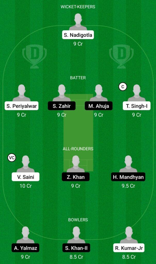 ROM vs HUN Dream11 Prediction, Fantasy Cricket Tips, Dream11 Team, ECC T10 2021