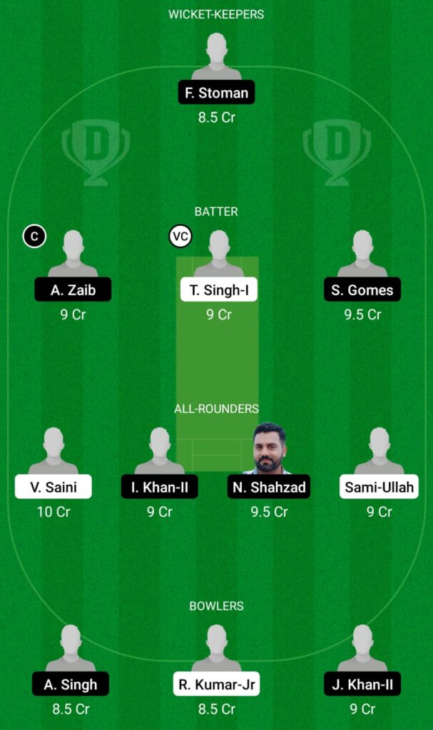 ROM vs POR Dream11 Prediction, Fantasy Cricket Tips, Dream11 Team, ECC T10 2021