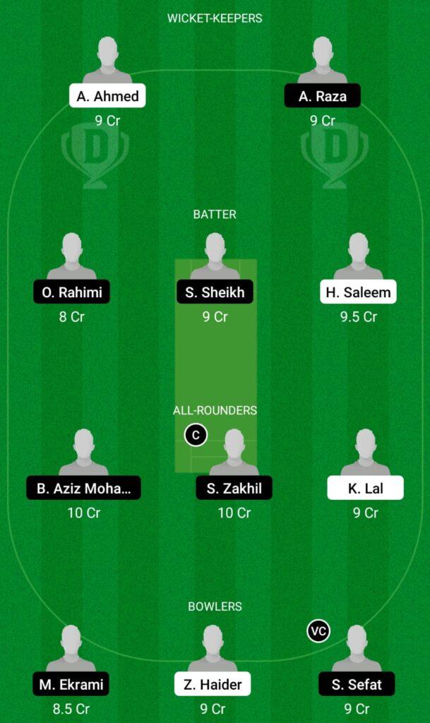 SPA vs BEL Dream11 Prediction, Fantasy Cricket Tips, Dream11 Team, ECC T10 2021
