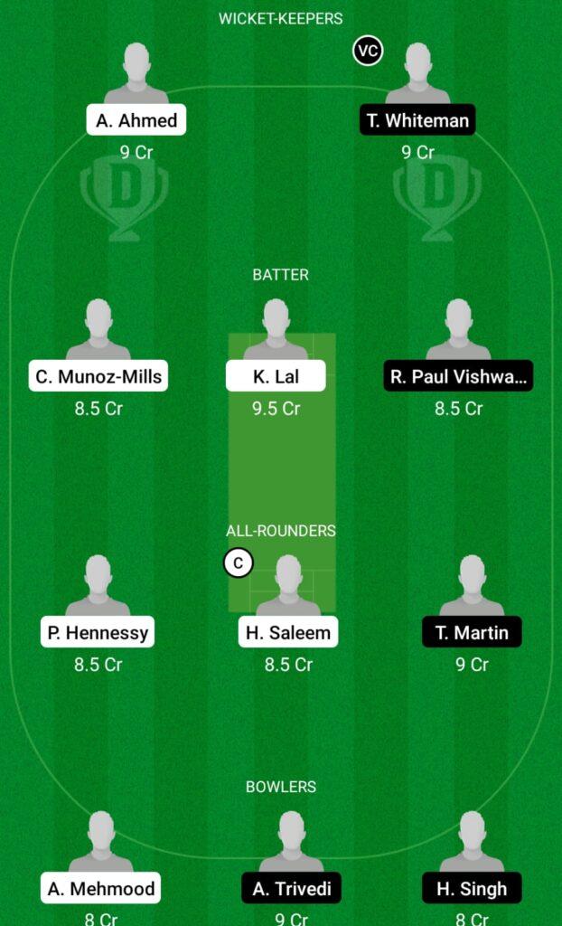 SPA vs LUX Dream11 Prediction, Fantasy Cricket Tips, Dream11 Team, ECC T10 2021