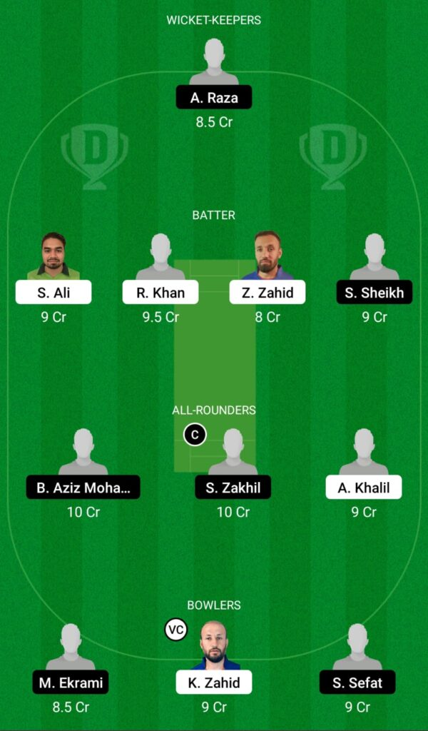 SWE vs BEL Dream11 Prediction, Fantasy Cricket Tips, Dream11 Team, ECC T10 2021