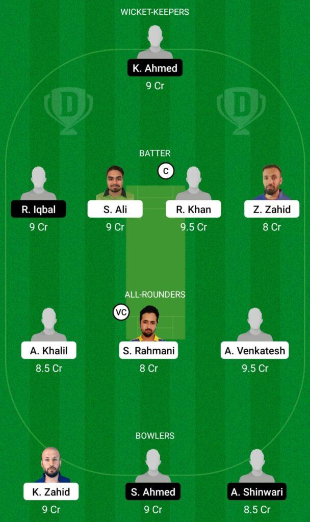 SWE vs NOR Dream11 Prediction, Fantasy Cricket Tips, Dream11 Team, ECC T10 2021