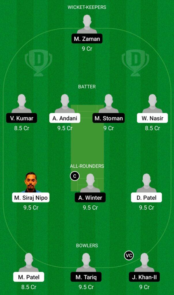 WLP vs CK Dream11 Prediction, Fantasy Cricket Tips, Dream11 Team, ECS T10 Cartaxo 2021