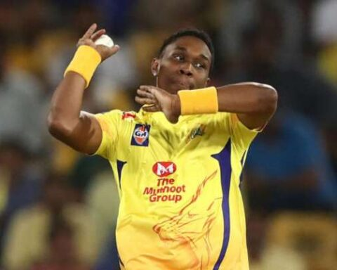 File photo of Dwayne Bravo. Image Source: GETTY IMAGES