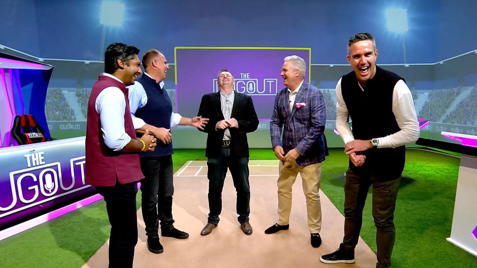 File picture of Star Sports commentators.(Photo: Star Sports)
