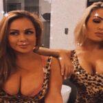 WWE's Natalya And Jenni Neidhart