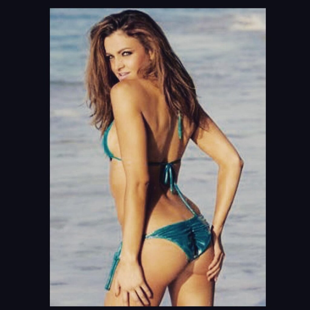 Ex WWE Diva Maria Kanellis Dreams Of A Lingerie Shoot In Throwback Photos 50