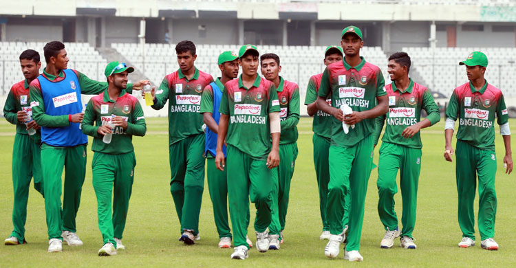 Bangladesh Under 19 Cricket Team