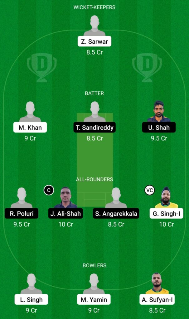 CYM vs CES Dream11 Prediction, Fantasy Cricket Tips, Dream11 Team, ECS T10 Cyprus 2021