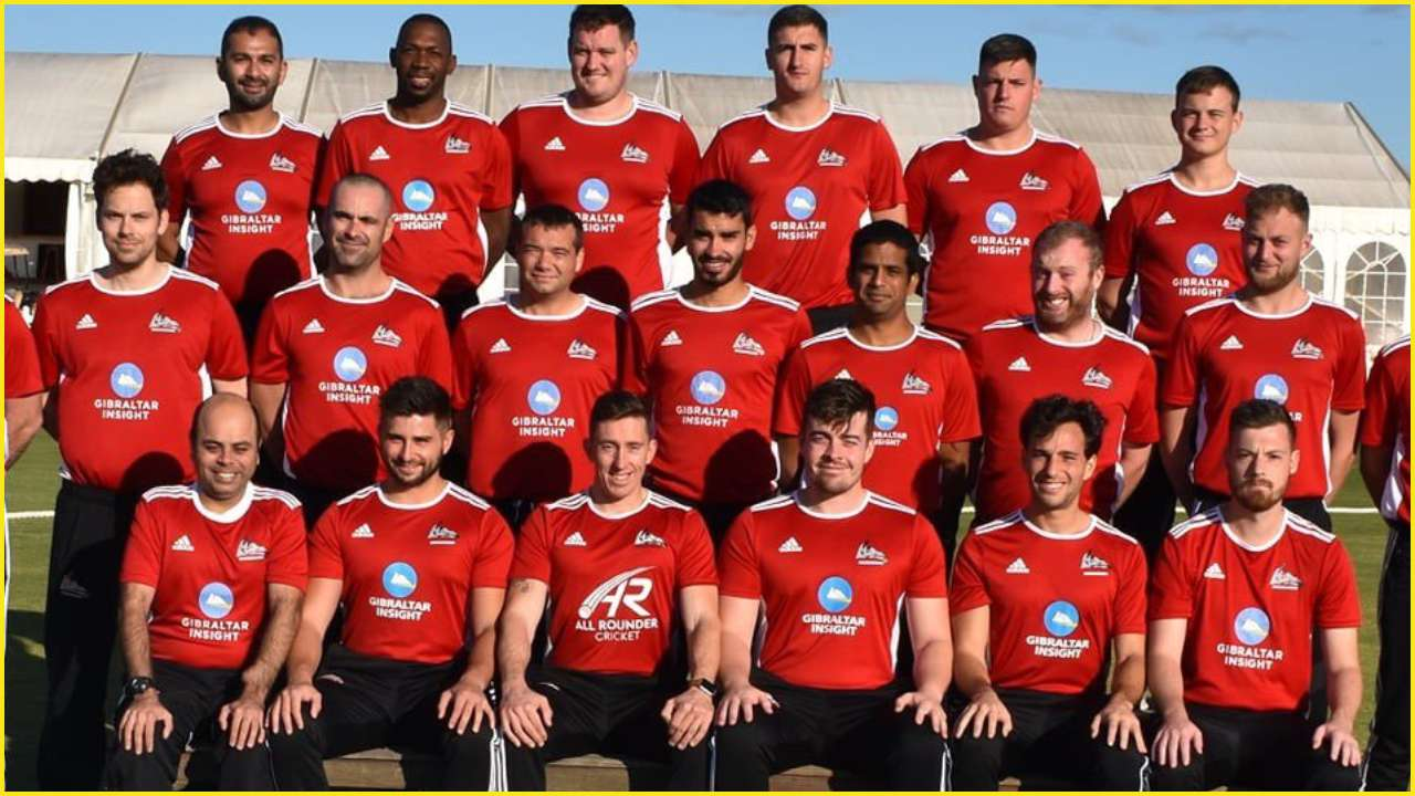 Gibraltar Cricket Team