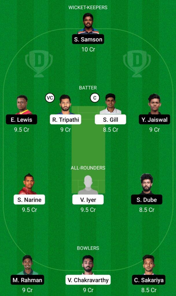 IPL 2021- KKR vs RR Dream11 Prediction, Fantasy Cricket Tips, Dream11 Team