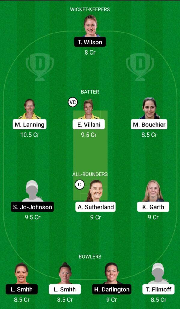 MS-W vs ST-W Dream11 Prediction, Fantasy Cricket Tips, Dream11 Team, Women's Big Bash League, 2021