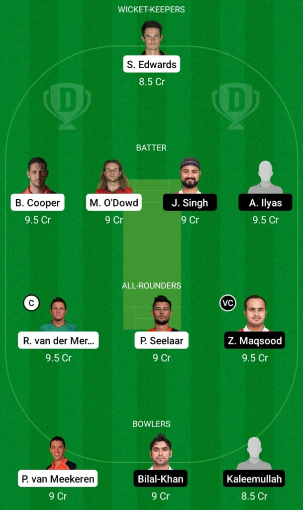 NED vs OMN Dream11 Prediction, Fantasy Cricket Tips, Dream 11 Team, ICC Men's T20 World Cup Warm-up Matches, 2021