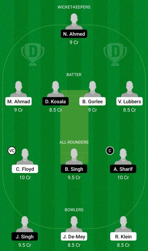 NED XI vs ITA Dream11 Prediction, Fantasy Cricket Tips, Dream11 Team, ECC T10 2021
