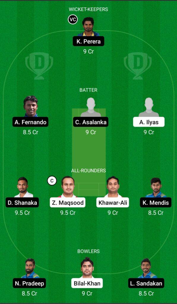 OMN vs SL Dream11 Prediction, Fantasy Cricket Tips, Dream11 Team, South Africa Tour of Sri Lanka 2021