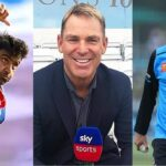 Jason Gillespie, former Australia fast bowler has hit back at compatriot Shane Warne over the dispute between Ravichandran Ashwin and Eoin Morgan in IPL 2021. (Source- Twitter)