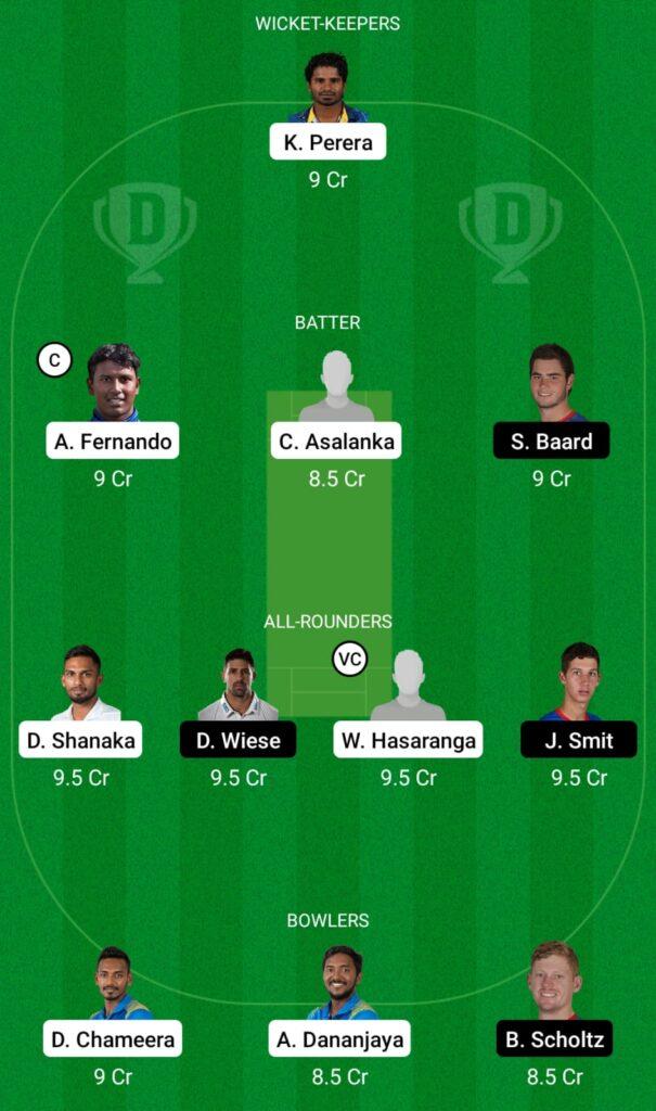 SL vs NAM Dream11 Prediction, Fantasy Cricket Tips, Dream11 Team, ICC Men's T20 World Cup, 2021