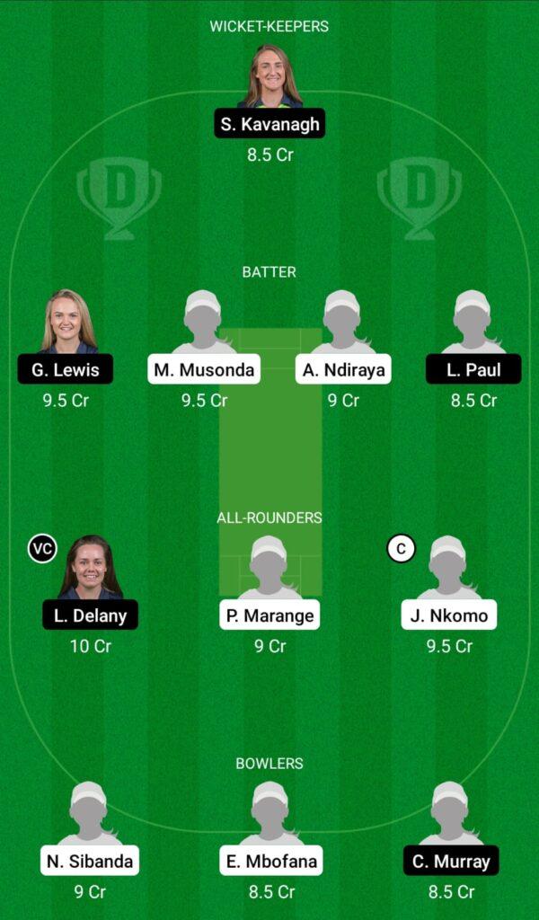 ZM-W vs IR-W Dream11 Prediction, Fantasy Cricket Tips, Playing XI, Dream11 Team, Ireland Women Tour of Zimbabwe 2021