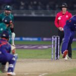 Chakravarthy and the rest of the Indian bowlers could not take a single wicket against Pakistan on Sunday. (Reuters Photo)