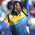 Former Sri Lanka skipper Angelo Mathews. - GETTY IMAGES